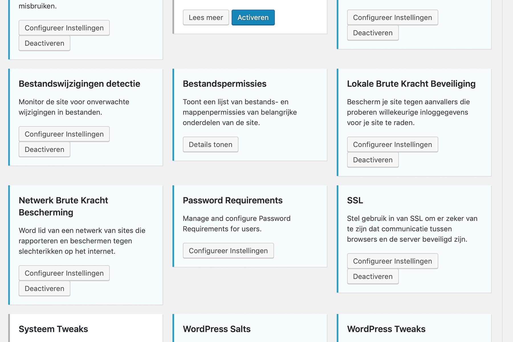 Wordpress snelheidsoptimalisatie